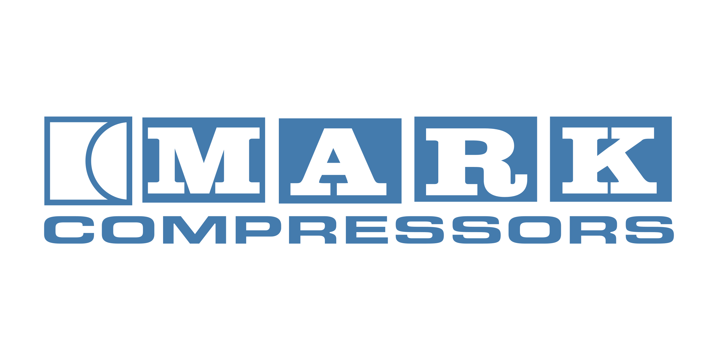 Mark Compressors logo