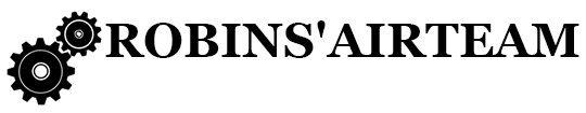 Robins' AIrteam logo